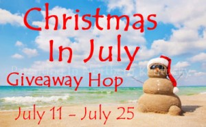 snowman christmasinjuly1 300x185 Christmas in July Giveaway Hop   MP3 Player Giveaway   Open WW to 7/25
